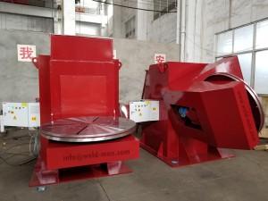 L-Type Welding Positioner for Excavator grab manufacturer