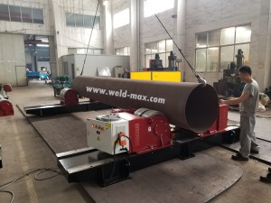 100Ton Turning Rolls to Singapore , Customer's trust has made us remarkable