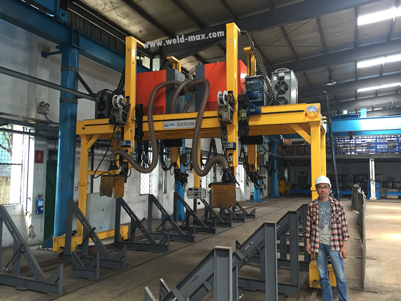 Gantry welding machine(Singapore)